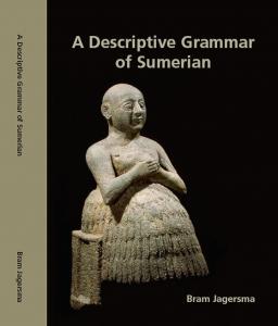 Thèse d'Abraham H. Jagersma, A descriptive grammar of sumerian