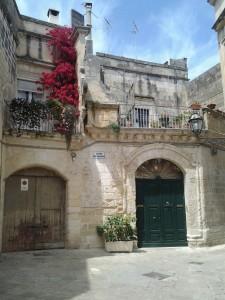 Architecture baroque de Lecce