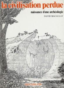 Couverture de l'ouvrage de D. Macaulay (Editions des Deux Coqs d'Or, 1981)