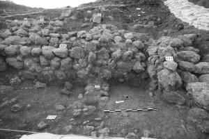 Fig. 12 : secteur N, zone sud-est.