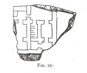 Fig. 6 : MDP 12 (1911), p. 77 Abb. 39